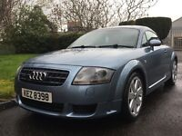 2004 Audi TT 3.2 DSG (immaculate car and 11 services)