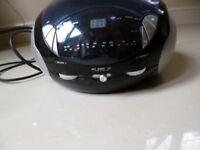 Mains / Battery CD/Radio player