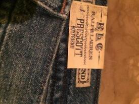 Ralph Lauren Boyfriend Cut Jeans