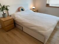 Nearly New Double Bed *MASSIVELY REDUCED PRICE*