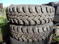 Technics Tracker Off Road Tyres 4x4 M&S 215/15