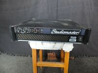 Studiomaster 700D Power Amplifier. Excellent condition