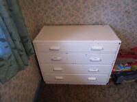 retro solid wooden drawers