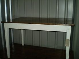 Vintage Retro 4 ft Dining Table