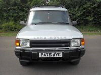 Land Rover Disco 1 1994, 300Tdi County XS Auto