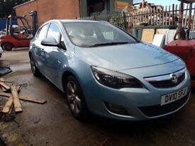 Vauxhall Astra 1.4 turbo