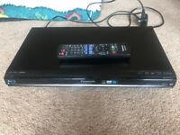 Panasonic Blu-Ray Player DMP-BD35EB-K (Plus Sony Surround System)