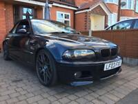 BMW M3 Convertible 2003 Facelift/ FSH/ NO P/X