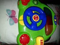 Kids steering wheel