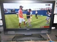 """BARGAIN Sharp LC37SD1E 37"""" LCD TV with Freeview Tuner. SOLD AS SEEN, in Full working order"""