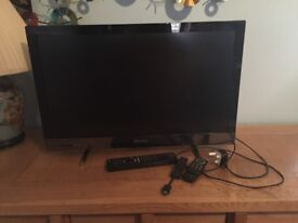 Sony Bravia 26 inch Smart tv + Amazon Fire Stick - both in perfect condition for £120