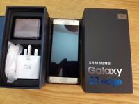 Samsung Galaxy S7 edge SM-G935F 32GB gold (Unlocked) Smartphone