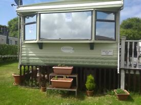 ***STATIC CARAVAN FOR SALE*** PORTHKERRY PARK, 2 BEDROOMS, 6 BIRTH + MANY EXTRAS!!!