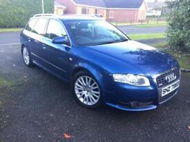 ### 2007 Audi A4 Avant 170Bhp S-Line ###