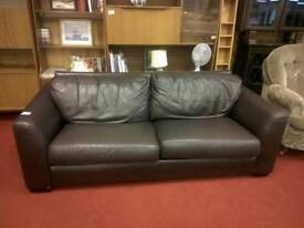 3seaters sofa - leather tcl 15842