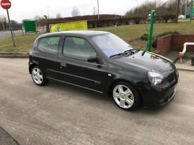 Renault Clio 172 2002 Black