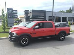 2016 Ram 1500 Rebel/Suspention air