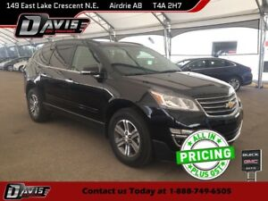 2017 Chevrolet Traverse 1LT AWD, DUAL SUNROOF, REAR VISION CA...