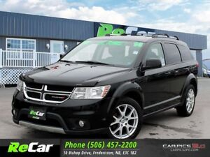 2014 Dodge Journey SXT FWD | HEATED SEATS | SUNROOF