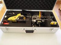 Radio Controlled Helicopter - Minipred 3D