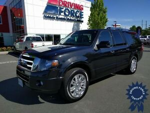 2014 Ford Expedition Max Limited, 5.4L V8 Triton, 58,947 KMs