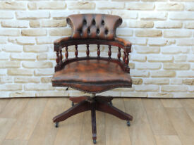 Vintage Captains chair (Delivery)