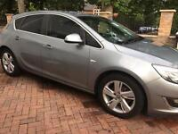 Vauxhall Astra 2013 2.0 cdti ecoflex for sale