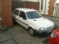 Rover Kensington,12 mnths MOT good little runner 31000 miles 2owners original car