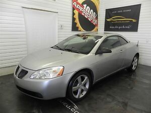 2007 Pontiac G6 GT* Bancs chauffants/ heat seats* Cuir