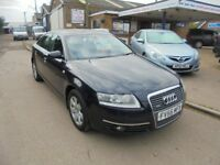 2005 55 audi a6 3.0 tdi se quattro 6 speed manual, just in awaiting valet, 30 + cars in stock.