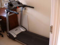 Quality Folding Treadmill by ROGER BLACK