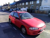 MITSHUBISHI COLT with only 64000 geniue miles!11 month MOT!AUTOMATIC