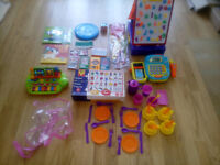 OVER 15 JOBLOT ASSORTED VARIOUS TOYS LEICESTER