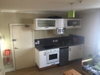 1 Bed flat furnished in town center includes council tax and water bills
