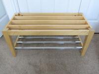 IKEA STÄLL Bench With Shoe Storage £17