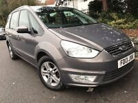 FORD GALAXY 2013 2.0 LITRE AUTO 1 OWNER FULL HISTORY NOT PRIUS AURIS BMW MERCEDES VW 2012, 2014