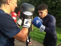 Boxing for performance & weight loss in Nottingham