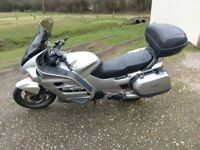 Honda ST1100 Pan European - recommissioned + new MOT after being stored for 20 years.