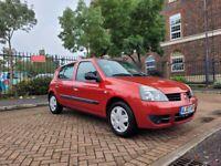 Renault, CLIO, Hatchback, 2007, Manual, 1149 (cc), 5 doors