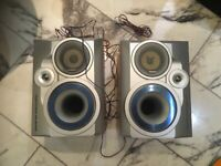 Thomson a3305 Powered Subwoofer Speakers 50W