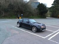 Smart Roadster 2004 (March) Fresh MOT - Full Black & Leather