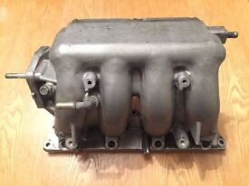 2004 Honda Civic Type R EP3 Inlet Manifold and Injector rail
