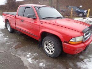 2003 Dodge Dakota Kitchener / Waterloo Kitchener Area image 1