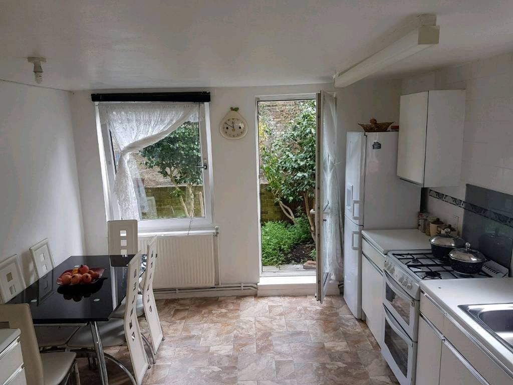 Home swap Islington 2bed with garden