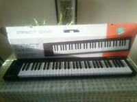Nektar GX61 Midi Controller Keyboard (Superb Condition / Without a scratch)