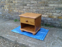 BedSide Cabinet / Table FREE LOCAL DELIVERY