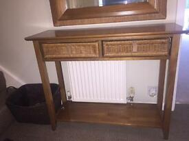 Console Table from Next