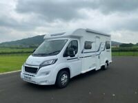 2017 BAILEY APPROACH ADVANCE 665 6 BERTH MOTORHOME WITH ONLY 12K MILES ANDERSON MOTORHOME SALES
