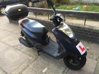 Yamaha 125 vti quicksale ready for delivery