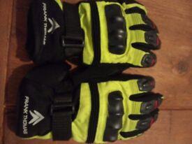 Frank Thomas Striker Motorbike Gloves - Size LARGE